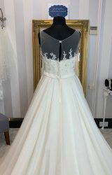 Ellis Bridal | Wedding Dress | Aline | WF125H