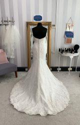 Ellis Bridal | Wedding Dress | Fishtail | WF126H