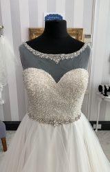 Chloe Jai | Wedding Dress | Aline | WF129H