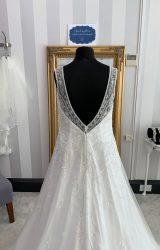 Chloe Jai | Wedding Dress | Aline | WF127H