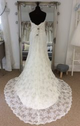 Watters | Wedding Dress | Aline | LE181M