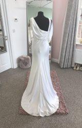 David Fielden | Wedding Dress | Column | D579K