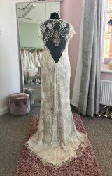 Claire Pettibone | Wedding Dress | Column | D773