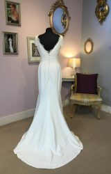 Sassi Holford | Wedding Dress | Fit to Flare | W510L