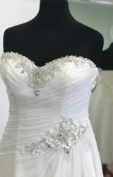 Stella York | Wedding Dress | Tea Length | D923