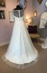 Emma Bridal | Wedding Dress | Aline | W489L