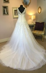 Justin Alexander | Wedding Dress | Aline | W499L