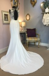 Millie May | Wedding Dress | Fit to Flare | W500L