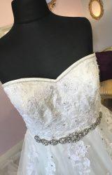 Kay Mason | Wedding Dress | Aline | W501L