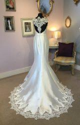 Emma Bridal | Wedding Dress | Fit to Flare | W491L
