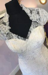 Tiffanys | Wedding Dress | Fishtail | W492L