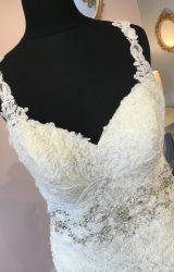 Stella York | Wedding Dress | Fit to Flare | W503L