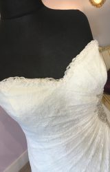 White Rose | Wedding Dress | Aline | W508L