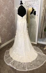 Watters | Wedding Dress | Fit to Flare | Y72E