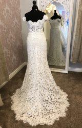 Jesus Peiro | Wedding Dress | Fit to Flare | Y82