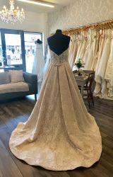 Kenneth Winston | Wedding Dress | Aline | C155JL