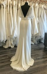Stephanie Allin | Wedding Dress | Fit to Flare | C161JL