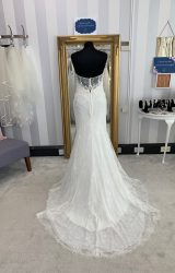 Enzoani | Wedding Dress | Fit to Flare | WF143H