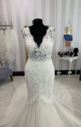 San Patrick | Wedding Dress | Fit to Flare | WF135H