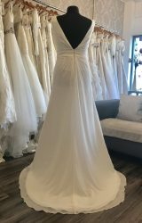 Linea Raffaelli | Wedding Dress | Aline | C163JL