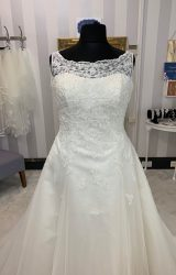 Ellis Bridal | Wedding Dress | Aline | WF146H
