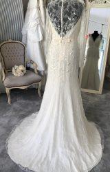 Jenny Packham | Wedding Dress | Sheath | M82