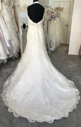 Mon Cheri   Wedding Dress   Halter Neck   M83S