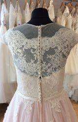 Lou Lou   Wedding Dress   Tea Length   L384C