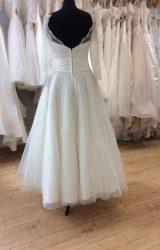 Lou Lou | Wedding Dress | Tea Length | L385C