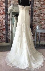 Ronald Joyce | Wedding Dress | Drop Waist | CA92G