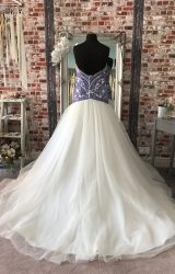 Eternity | Wedding Dress | Drop Waist | CA68G