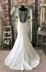 Eternity | Wedding Dress | Fit to Flare | CA95G