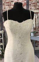 Pronovias | Wedding Dress | Drop Waist | CA104G