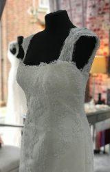 Pronovias | Wedding Dress | Fit to Flare | CA100G