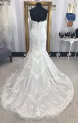 San Patrick | Wedding Dress | Fit to Flare | WF145H