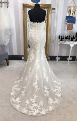 San Patrick | Wedding Dress | Empire | WF142H