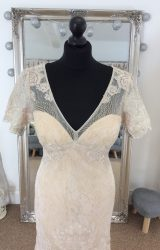 Watters | Wedding Dress | Fit to Flare | LE204M