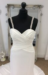 Morilee | Wedding Dress | Fit to Flare | LE205M