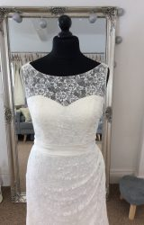 Mark Lesley | Wedding Dress | Fit to Flare | LE201M