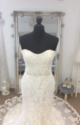 Benjamin Roberts | Wedding Dress | Fishtail | LE215M