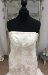 Pronuptia | Wedding Dress | Fit to Flare | LE216M