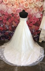 Opulence | Wedding Dress | Aline | ST268S