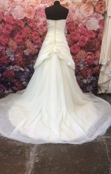 Justin Alexander | Wedding Dress | Aline | ST280S