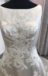 Bonny | Wedding Dress | Aline | D932K
