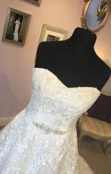 David Tutera | Wedding Dress | Aline | W520L