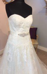 Opulence | Wedding Dress | Aline | W523L
