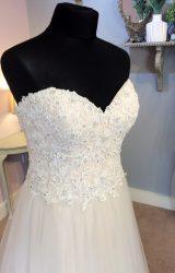 Rebecca Ingram   Wedding Dress   Aline   W529L