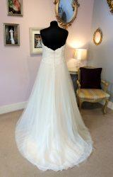 Rebecca Ingram | Wedding Dress | Aline | W529L