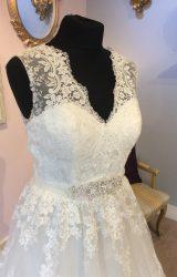 Romantica   Wedding Dress   Aline   W527L