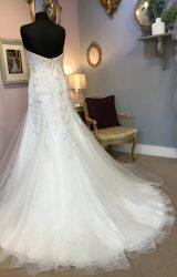 David Tutera   Wedding Dress   Fit to Flare   W526L